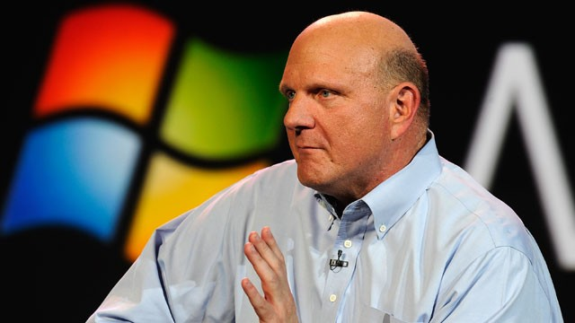 PHOTO:&nbsp;Ballmer