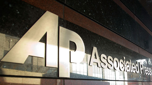 Associated Press Office in New York City.