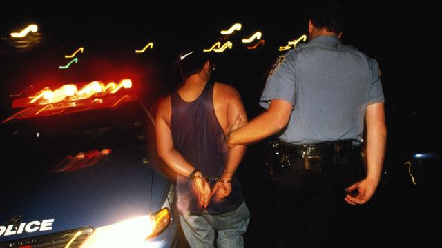 PHOTO:arrest