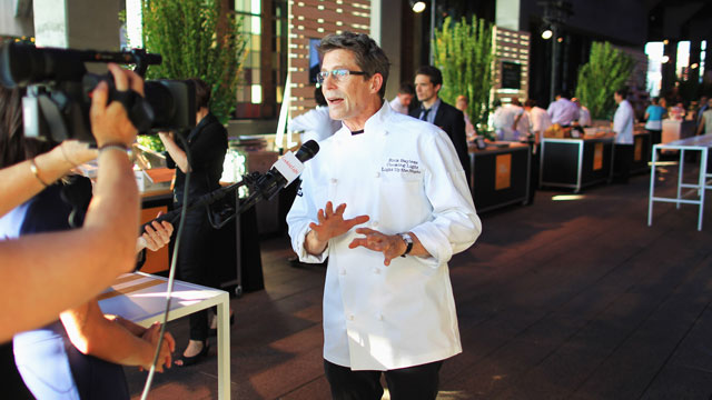 PHOTO: Chef and Mexican food expert Rick Bayless