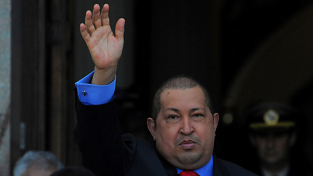 PHOTO:Former president Hugo Chavez will remain with his fellow Venezuelans in body, if not in spirit.