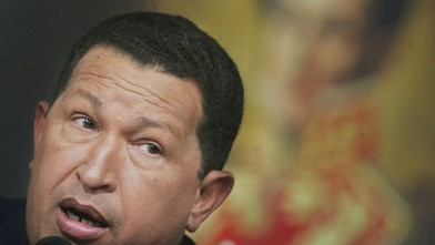 PHOTO: Hugo Chavez