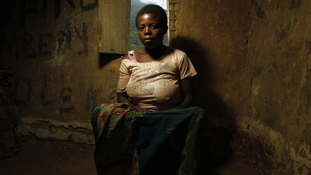 PHOTO: Children comprise up to 80 percent of rape victims in some conflict zones. Tantini Kahindus, 16, village was attacked on July 30, 2010, by the Democratic Forces for the Liberation of Rwanda (FDLR), who raped hundreds.