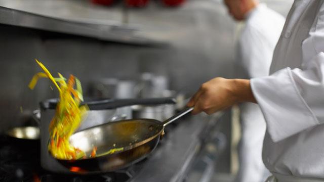 PHOTO:cook
