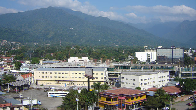 PHOTO: San Pedro Sula, Honduras