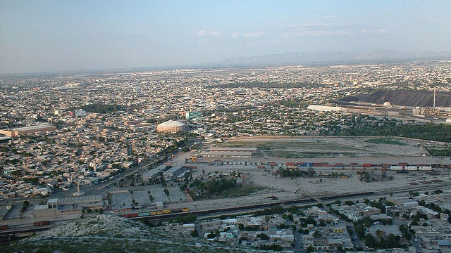 PHOTO: Torreón, Mexico.