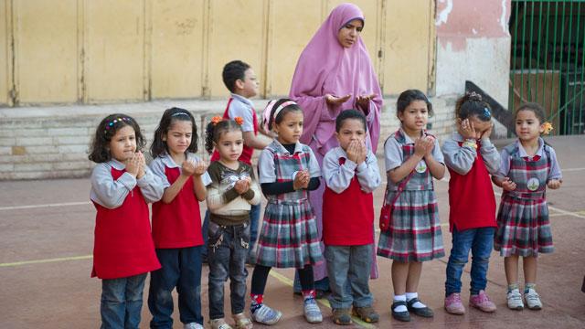 Photos: Here's What Elementary School Looks Like Around the World ...