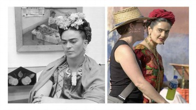 PHOTO: Salma Hayek as Frida Kahlo