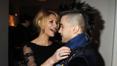 PHOTO: Claire Danes and Jared Leto