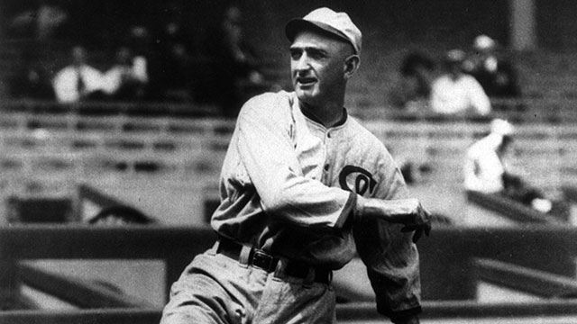 PHOTO: Aug 18, 2005; Chicago, IL, USA; 'Shoeless'Joe Jackson and seven of his Chicago White Sox teammates were implicated in fixing the 1919 World Series and letting the Cincinnati Reds win.