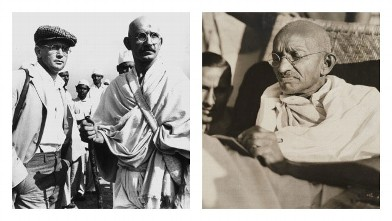 PHOTO:Ben Kingsley as Mahatma Gandhi