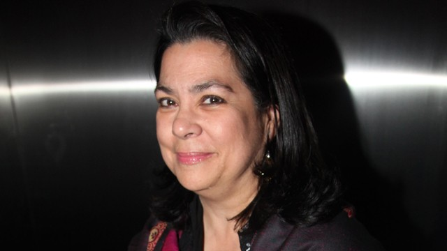 PHOTO: NEW YORK, NY - NOVEMBER 16: Margarita Aguilar attends the 2012 VAEA Benefit Honoring Master Carlos Cruz at the Museum Of Arts And Design on November 16, 2012 in New York City.