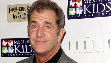 PHOTO: Actor Mel Gibson