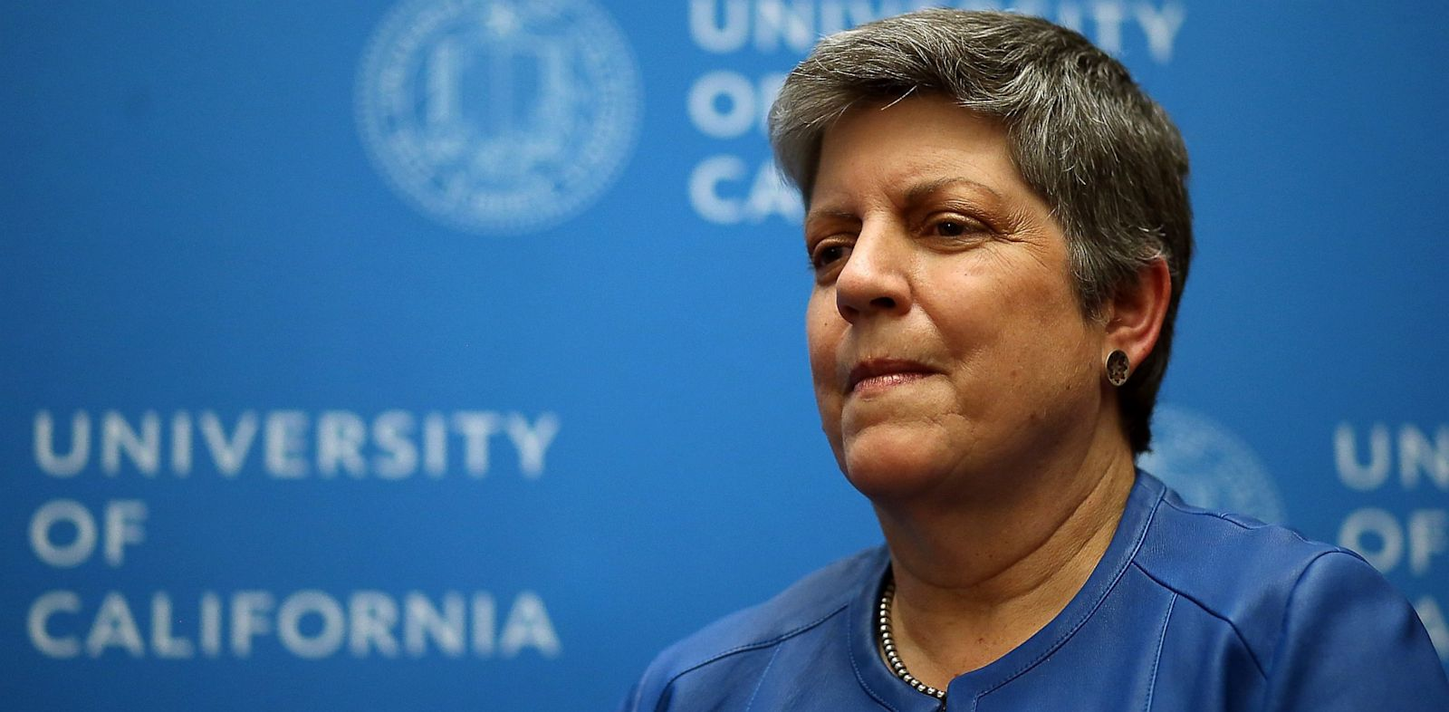 PHOTO: UC Students Launch Petition With Demands for Incoming President Janet Napolitano.