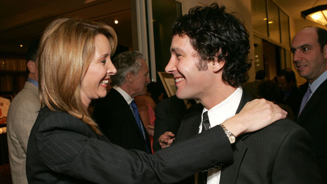 PHOTO: Lisa Kudrow and Paul Rudd