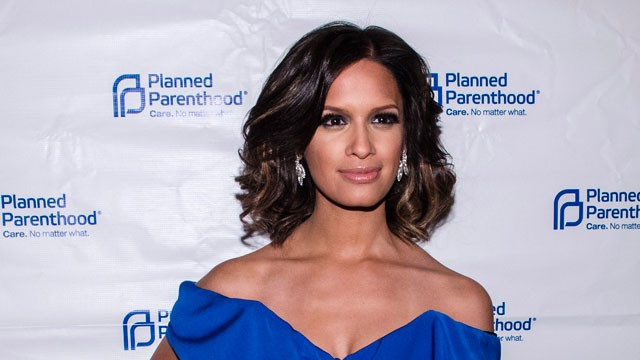Rocsi Diaz poses for a photo during the Planned Parenthood annual gala