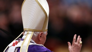 PHOTO:Was Pope Benedict's resignation foretold in prophecy? Some say yes.