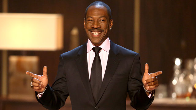 PHOTO: Eddie Murphy: Not dead.