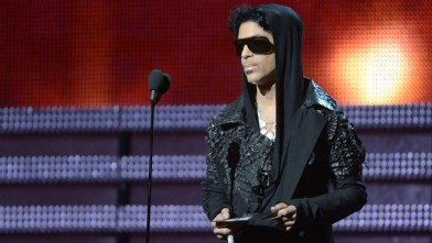 PHOTO:The artist formerly known as the artist formerly known as Prince.