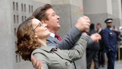 PHOTO: Tina Fey and Alec Baldwin