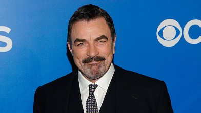PHOTO:  Tom Selleck