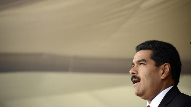 PHOTO:Venezuelan President Nicolas Maduro.