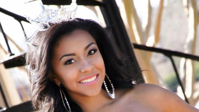 PHOTO: Miss South Carolina contestant Analouisa Valencia: Bilingual, biracial, and openly gay.