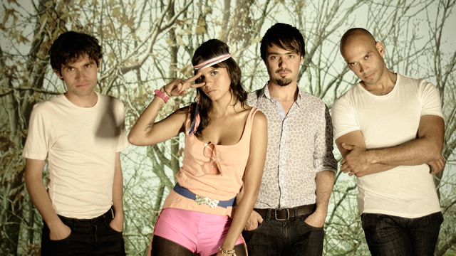 "PHOTO: The Colombian group Bomba Estereo just released their third album, titled ""Elegancia Tropical."""