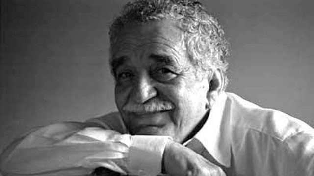 PHOTO: Gabriel Garcia Marquez