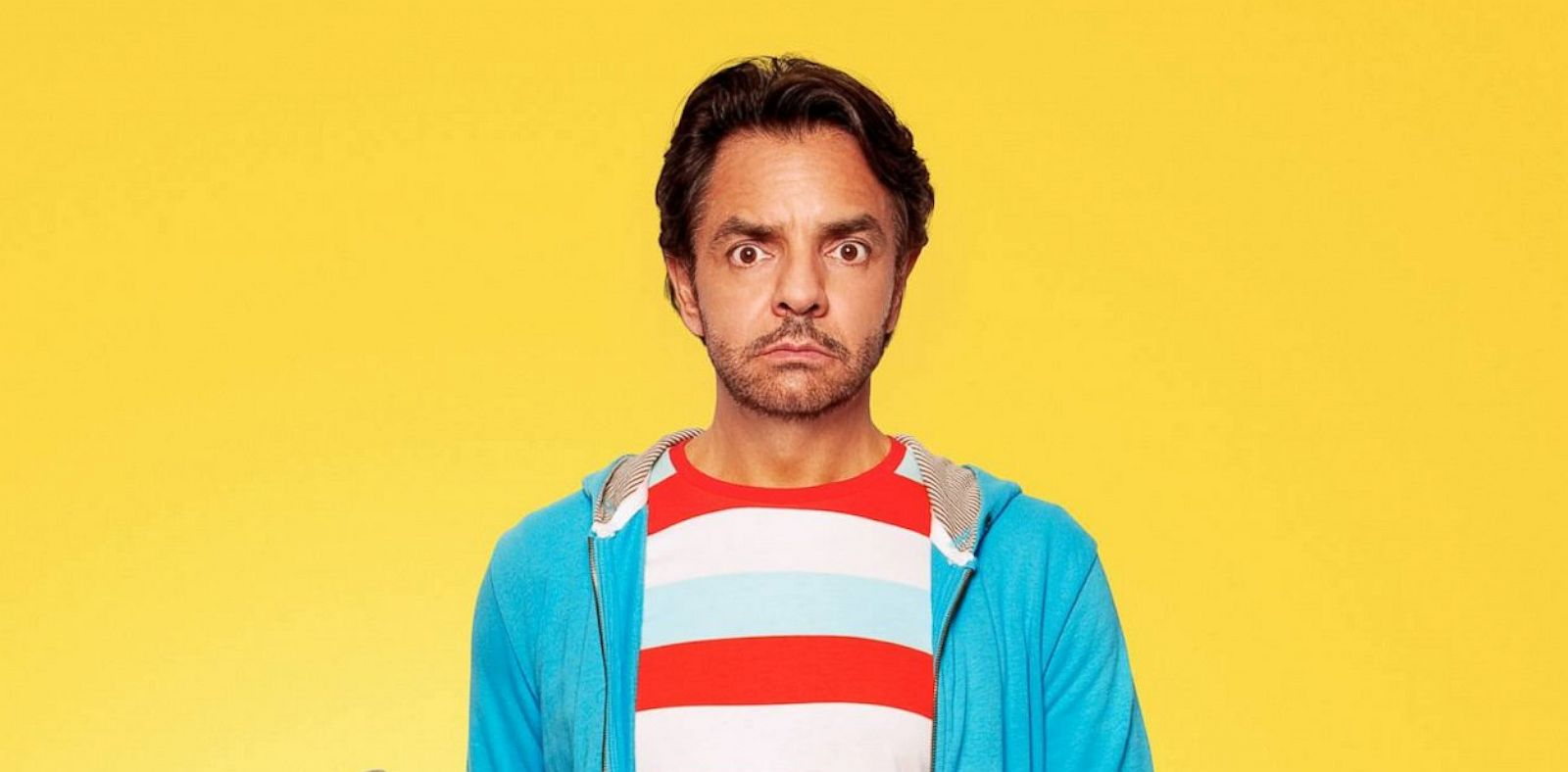 "PHOTO: Eugenio Derbez stars in ""Instructions Not Included."""