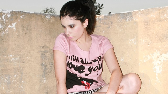 PHOTO: Javiera Mena leads the current Chilean pop wave.