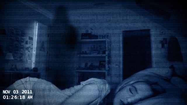 PHOTO:Paranormal Activity 4 film still