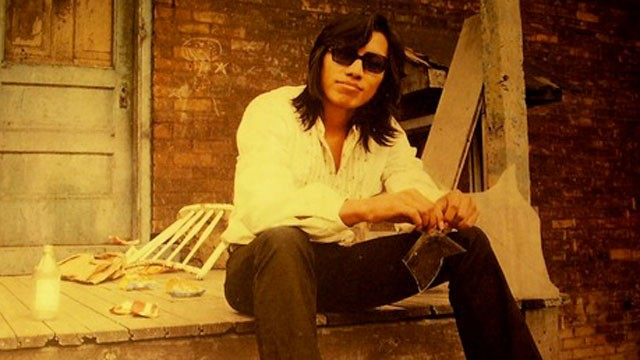 Almost Famous: Sixto Rodriguez at home in Detroit.