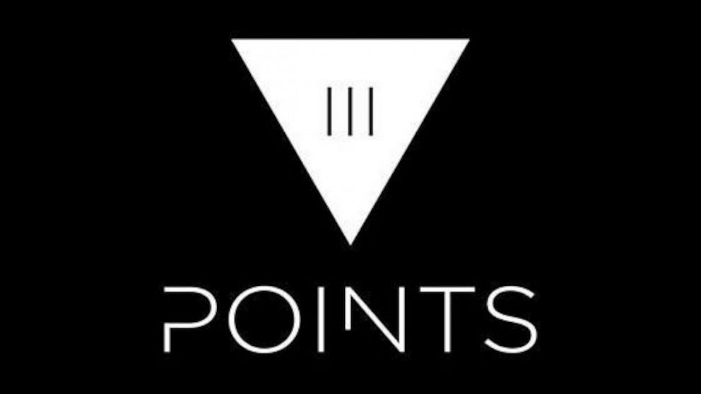 PHOTO: III Points Festival logo