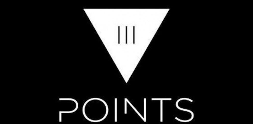 PHOTO: III Points Festival logo