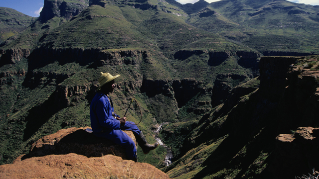 PHOTO: Di Jones Malealealodge Lesotho/ Getty Images