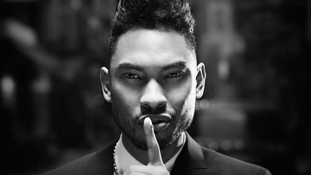 PHOTO: R&B singer Miguel has said he considers himself a mix between Prince, Lenny Kravitz, and Pharell Williams.