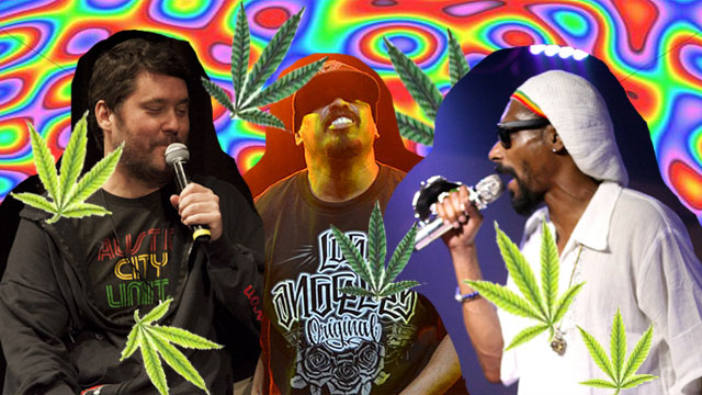PHOTO:List of events happening this weekend to celebrate 4/20.