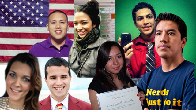 PHOTO:Some young undocumented immigrants were granted deportation relief on June 15, 2012.