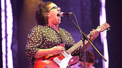 PHOTO:Alabama Shakes