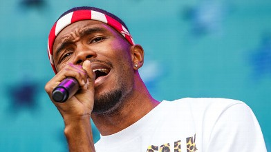 PHOTO:Frank Ocean