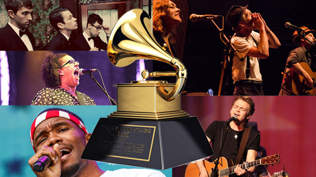 PHOTO:The &quot;Best New Artist&quot; 2013 Grammy Nominees