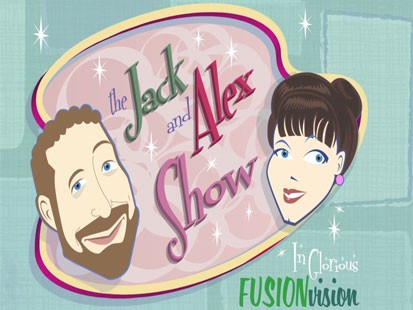 PHOTO: The Jack and Alex Show on Fusion recaps the week for you, every other week.