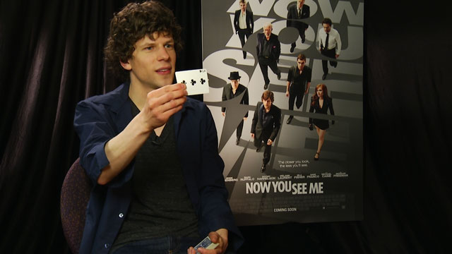 Video: Jesse Eisenberg Wants You To Know Hes Smarter Than You