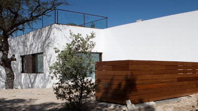 Penelope Cruz and Javier Bardem's home, designed by Joaquín Torres
