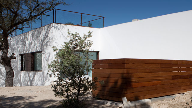 Penelope Cruz and Javier Bardem's home, designed by Joaquín Torres