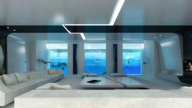 PHOTO:Madonna's home in Dubai designed by Joaquín Torres