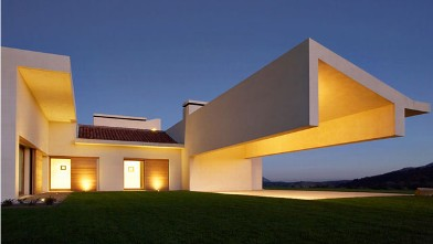 Zinedine Zidane's home designed by Joaqun Torres