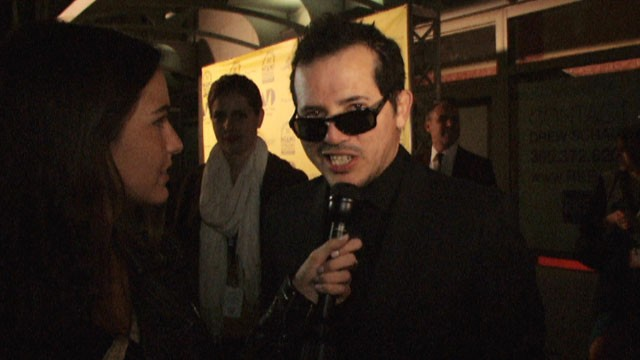 PHOTO: John Leguizamo at the Miami International Film Festival