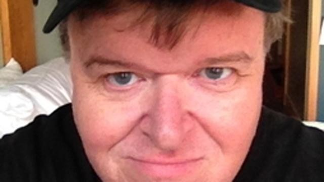 PHOTO: Michael Moore hoped for critiques of the GOP candidate with his #IfIWereMexican hashtag. Instead, he got a flurry of Latino stereotypes.